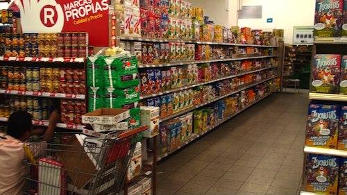 Puerto Armuelles Grocery Store