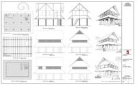 Burica Cabana Blueprints