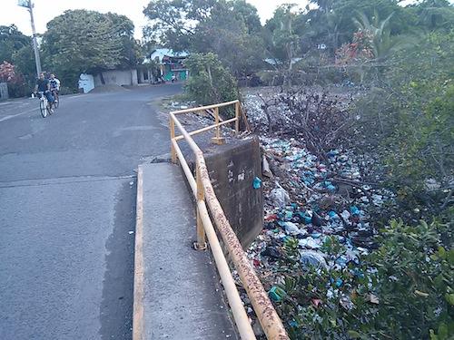 Puerto Armuelles Garbage Problem