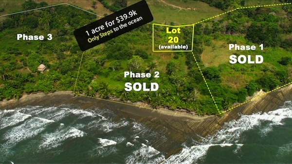 Beach Front Properties with Cabana Included